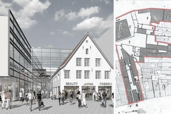 Shopping Centre, Flensburg
