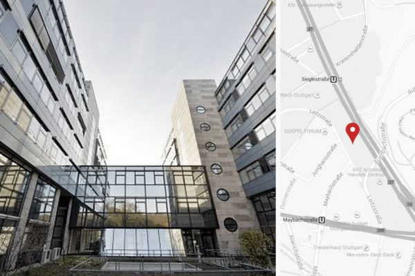 Core Commercial Property, Stuttgart