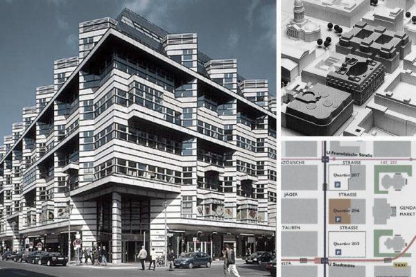 Friedrichstadtpassagen Quartier 206, Berlin