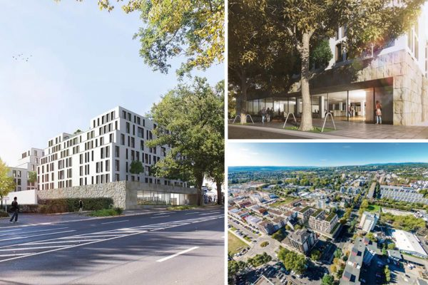Student Housing and Retail, Wiesbaden